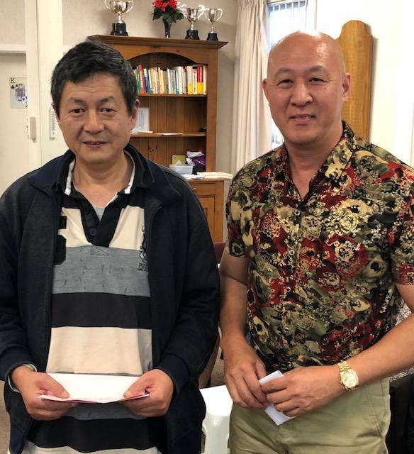 Herman and Yuzhong