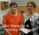 Julie and Shirley