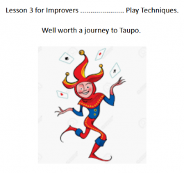 Lessons at Taupo
